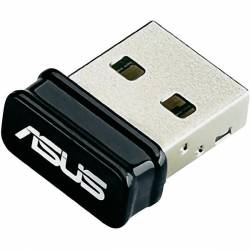 WiFi-адаптер ASUS USB-N10 Nano 802.11n 150Mbps, USB 2.0