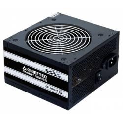 Блок живлення CHIEFTEC RETAIL Smart GPS - 450A8,12cm fan, a/PFC, 24+4,2xPeripheral,1xFDD,3xSATA,1xPCIe