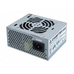 Блок живлення CHIEFTEC Smart SFX - 350BS,8cm fan, a/PFC, 24+4,2xPeripheral,1xFDD,2xSATA, SFX