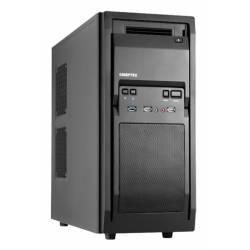 Корпус CHIEFTEC Libra LF - 02B, без БП, 1xUSB3.0, чорний