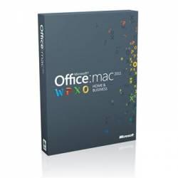 ПЗ Microsoft Office Mac Home Business 2011 Russian DVD
