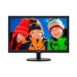 """Монiтор TFT PHILIPS 21.5"""" 223V5LSB/01 16:9 w-LED DVI Black"""