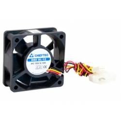 Корпусний вентилятор CHIEFTEC Thermal Killer AF -0625S,60мм, 2200 про/мін, 3pin/Molex, 23dBa