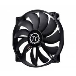 Корпусний вентилятор Thermaltake Pure 20 DC Fan, 200мм, 800об/мін, 3pin,28.2dBA, w/o LED