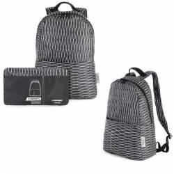Рюкзак розкладний COMPATTO BACKPACK MENDINI BLACK