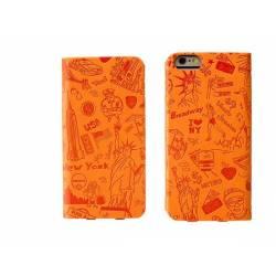 Чохол OZAKI O!coat travel iPhone 6/6S Plus New York