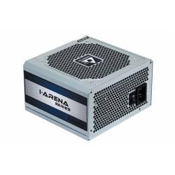 Блок живлення CHIEFTEC iArena GPC - 500S,12cm fan, a/PFC, 24+4,2xPeripheral,4xSATA,1xPCIe
