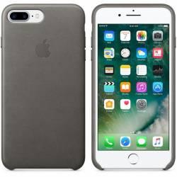 Чохол шкіряний для iPhone 7 Plus Storm Gray