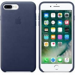 Чохол шкіряний для iPhone 7 Plus Midnight Blue