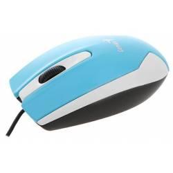 Миша Genius DX-100X USB Blue