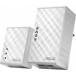 Адаптер ASUS PL-N12 (2шт) EthernetToPowerline N300