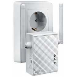 Повторювач Wi-Fi сигналу ASUS RP-N12 802.11n 2.4 ГГц, N300, 1хFE LAN