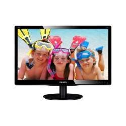 "Монітор TFT PHILIPS 19.53 ""200V4QSBR / 00 16: 9 MVA FullHD DVI Black"