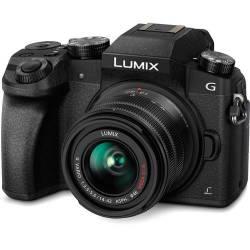 Цифр. фотокамера Panasonic DMC-G7 Kit 14-42mm Black