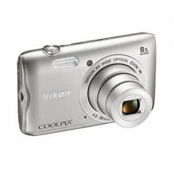 Цифр. фотокамера Nikon Coolpix A300 Silver