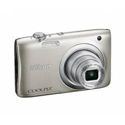 Цифр. фотокамера Nikon Coolpix A100 Silver