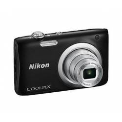 Цифр. фотокамера Nikon Coolpix A100 Black