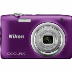 Цифр. фотокамера Nikon Coolpix A100 Purple
