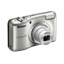 Цифр. фотокамера Nikon Coolpix A10 Silver