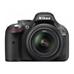 Цифр. фотокамера дзеркальна Nikon D5600 + AF-P 18-55 VR Kit