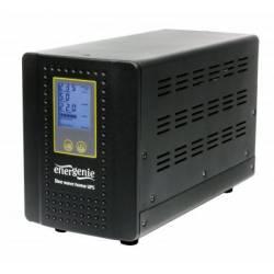 ДБЖ тривалої дії (інвертор)EnerGenie EG-HI-PS1000-01, 1000VA