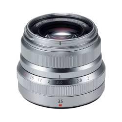 Об'єктив Fujifilm XF 35mm F2.0 Silver
