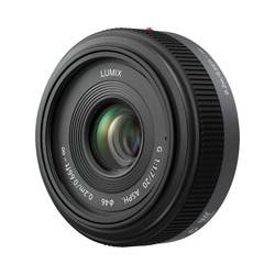 Об'єктив Panasonic Micro 4/3 Lens 20mm F1.7 ASPH Metal body Black