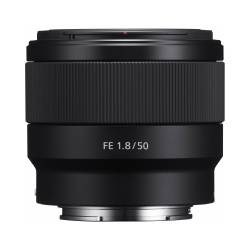 Об'єктив Sony 50mm, f/1.8 для камер NEX FF