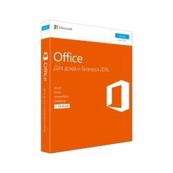 ПЗ Microsoft Office Home and Business 2016 32/64 Ukrainian CEE Only DVD P2