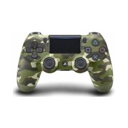 Геймпад бездротовий SONY PlayStation Dualshock v2 Green Cammo