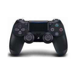 Геймпад бездротовий SONY PlayStation Dualshock v2 Jet Black