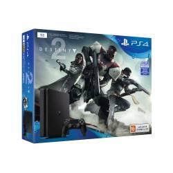 Ігрова  консоль  SONY PlayStation 4 Slim 1Tb Black (Destiny 2)