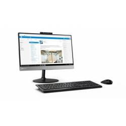 ПК-моноблок Lenovo V410z 21.5FHD AG/Intel i5-7400T/8/1TB/DVD/HD630/BT/WiFi/NoOS/KB+MOUSE/Black
