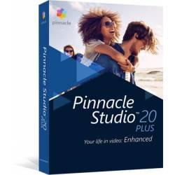Програмне забезпечення Pinnacle Studio 20 Plus ML EU