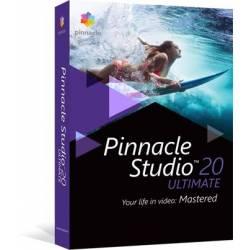 Програмне забезпечення Pinnacle Studio 20 Ultimate ML EU
