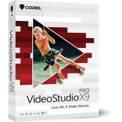 Програмне забезпечення VideoStudio Pro X9 ML EU box