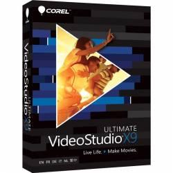 Програмне забезпечення VideoStudio Pro X9 UL ML EU