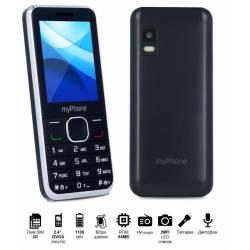 Мобільний телефон myPhone Classic DualSim Black