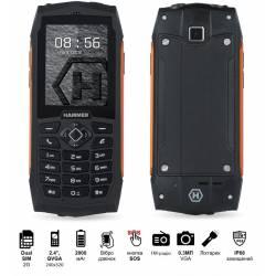 Мобільний телефон myPhone HAMMER 3 DualSim Orange