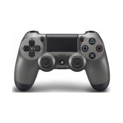 Геймпад бездротовий SONY PlayStation Dualshock v2 Steel Black